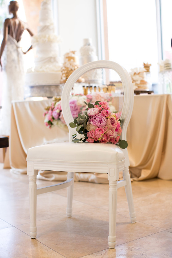 White Louis XVI Chair or Dior Chair | Party Rentals Los Angeles & Orange County