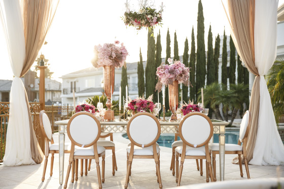 Louis XVI Chair| Party Rentals and Event Planning in Los Angeles
