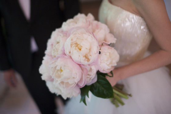 Peony Bridal Bouquet | Event Planning Los Angeles