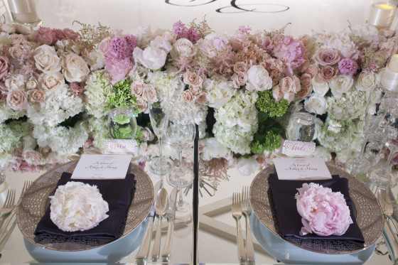 Mirror Tabletop | Party Rentals Los Angeles