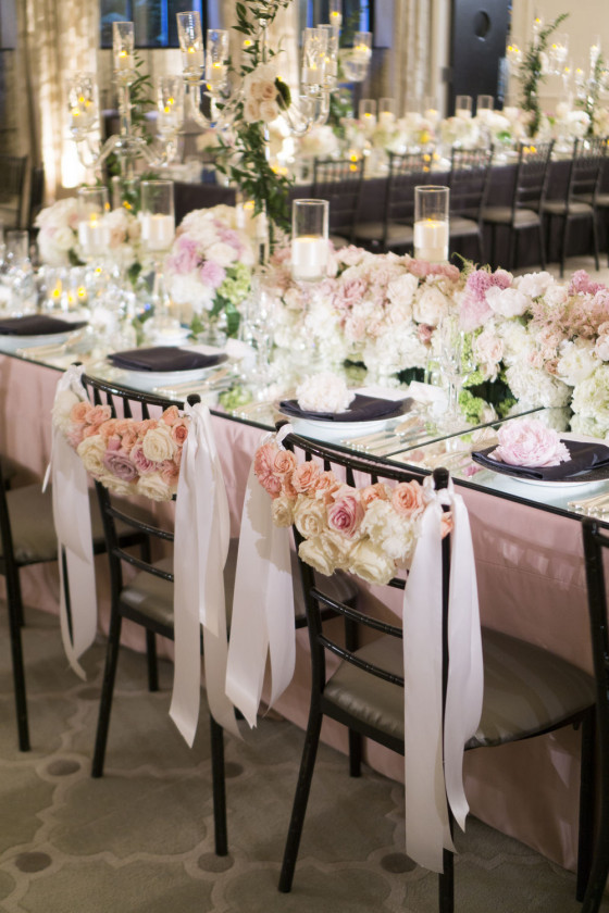 Glass Table | Party Rentals Los Angeles