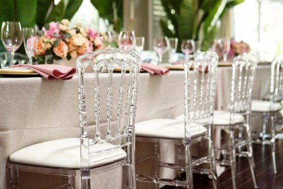 Clear Napoleon Chair | Party Rentals Los Angeles
