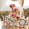 Mirrored Dining Table | Party Rentals Los Angeles